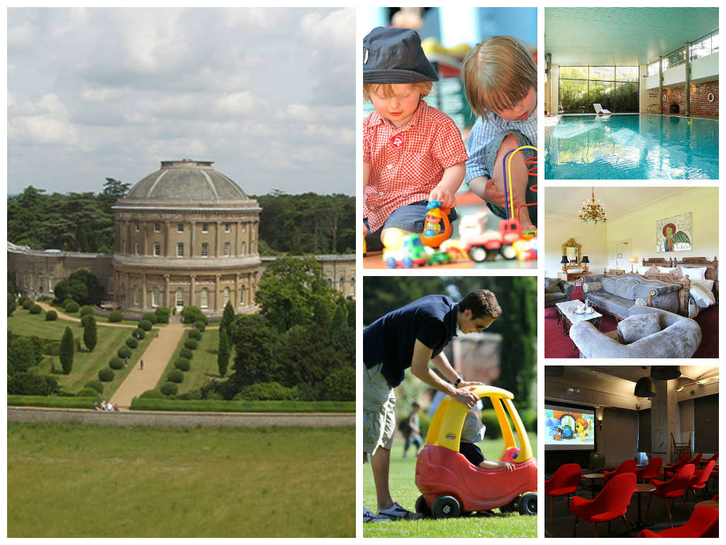 ickworth collage