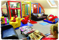 soft play at clydey
