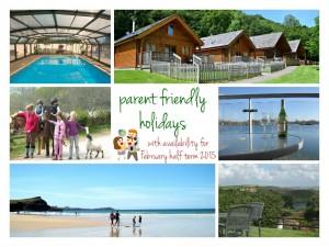 family friendly holidays with availability for February 2015 half term