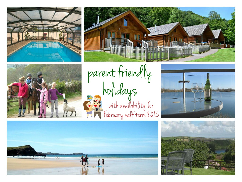 family friendly holidays with availability for February 2015 half term