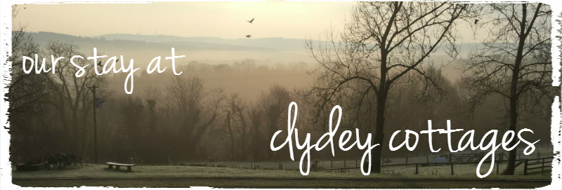 our stay at clydey cottages
