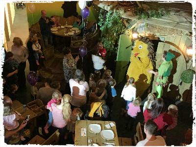 bluestone wild wood cafe