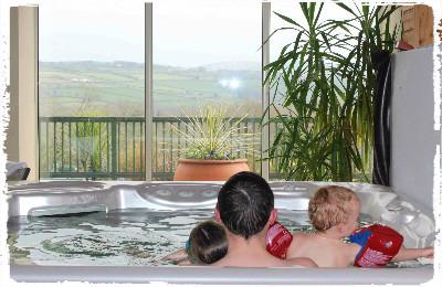 clydey hot tub