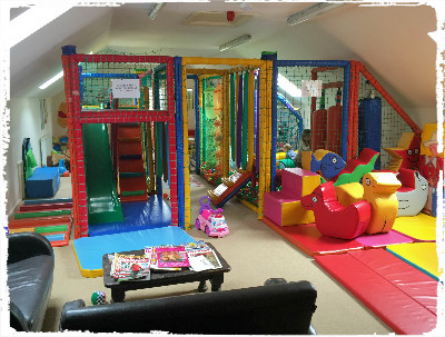 clydey soft play