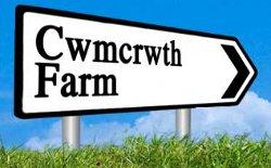 cwmcrwth farm logo