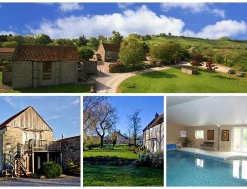 Middlewick Holiday Cottages, Somerset