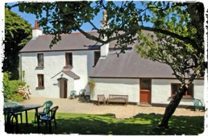 group accommodation at celtic haven
