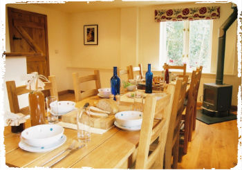 group accommodation at mazzard farm