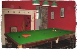 group accommodation at northway holiday cottages