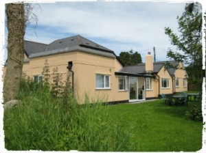 group accommodation at torridge house southwood