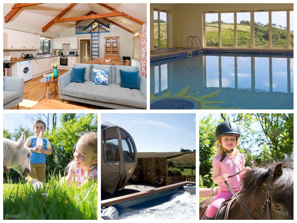 Tredethick Farm Cottages Cornwall Parent Friendly Stays
