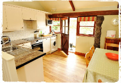 family friendly holidays at tredethick farm cottages