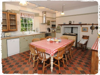 group accommodation at treworgey farmhouse