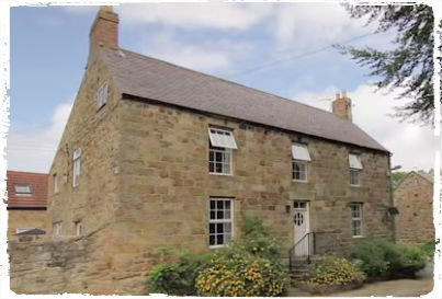 group accommodation at village farm farmhouse