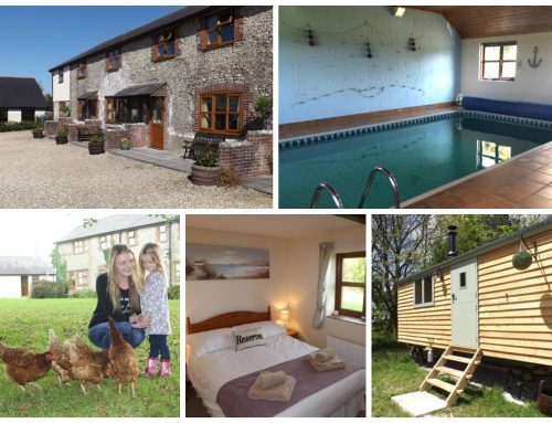 Lancombe Country Cottages, Dorset