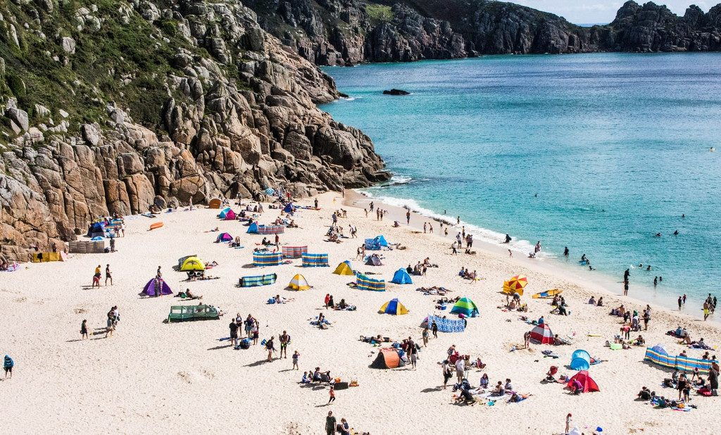 child and family friendly holidays in cornwall