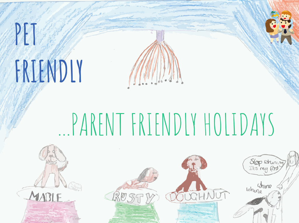 pet friendly family holidays