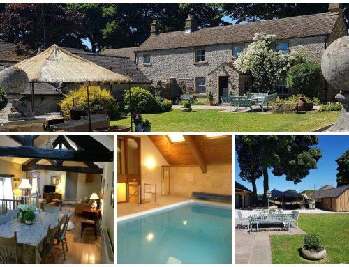 Haddon Grove Farm Cottages, Peak District