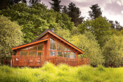 child and family friendly lodges