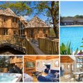 child friendly treehouse holidays in new forest