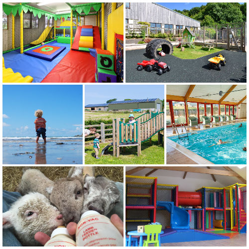 baby and toddler friendly holidays