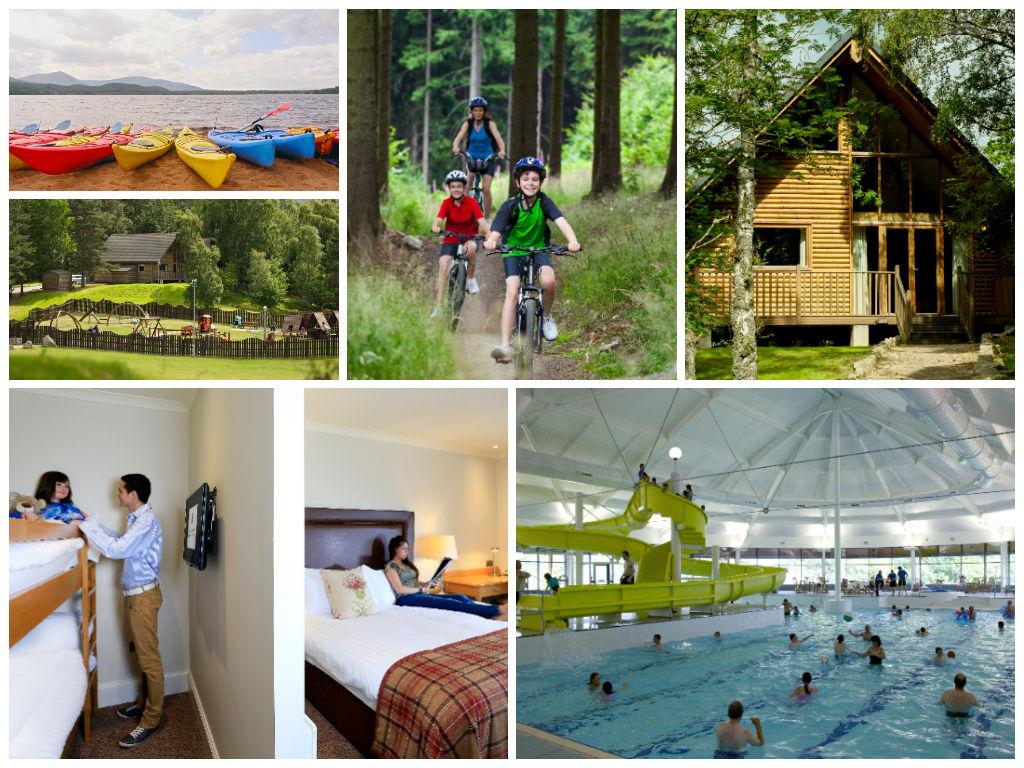 child and family friendly scotland holidays at macdonald aviemore resort