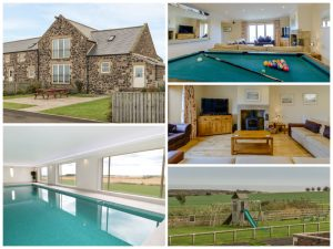 child and family friendly northumberland cottages at north farm cottages