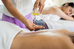 holidays with a spa or treatments
